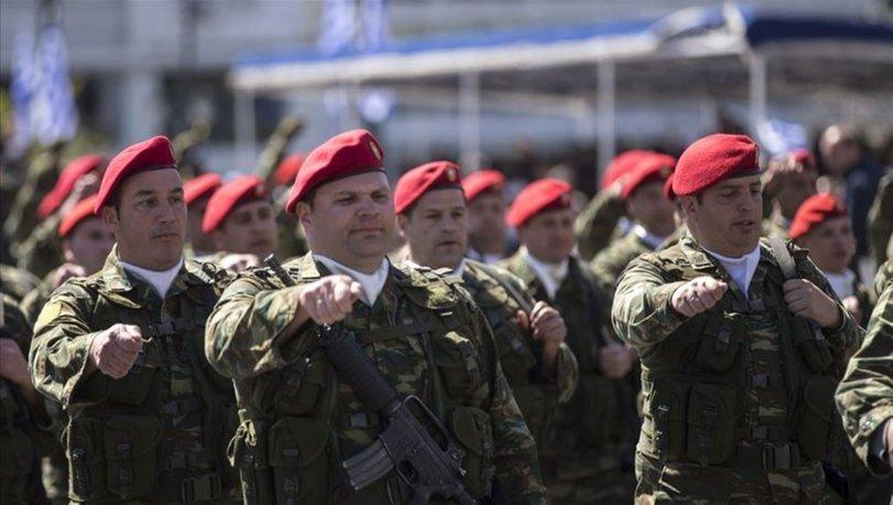 Yunan ordusunun komuta kademesinde değişim!