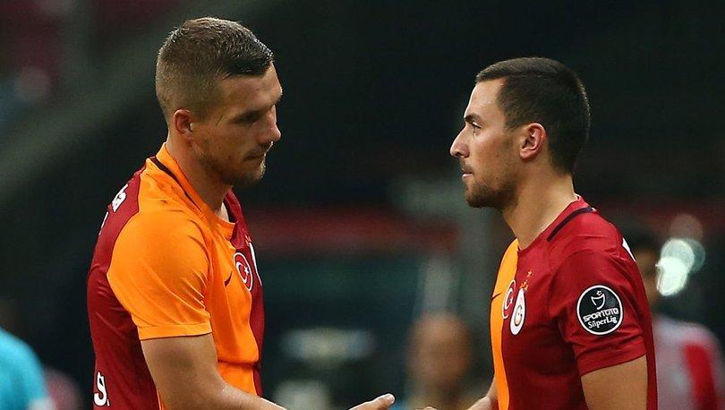 Sinan Gümüş ve Lukas Podolski, Antalyaspor'a transfer oluyor