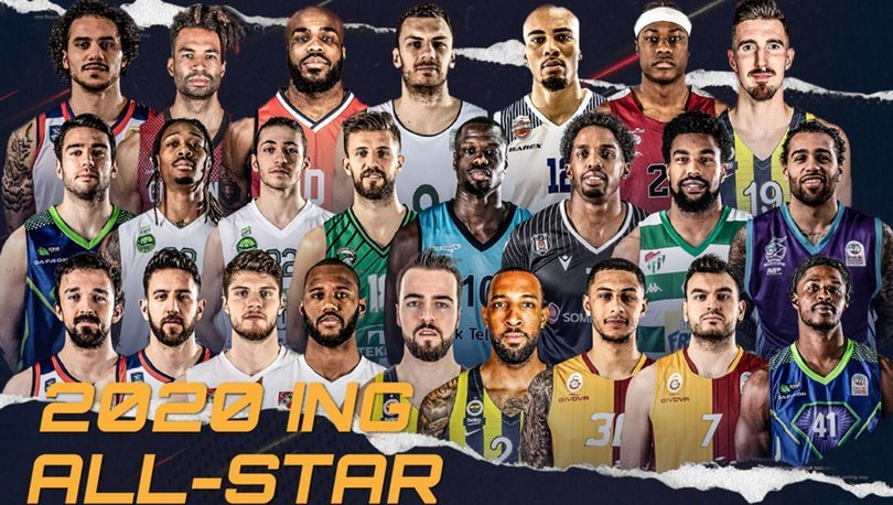 All-Star 2020'nin ilk 5'leri belli oldu