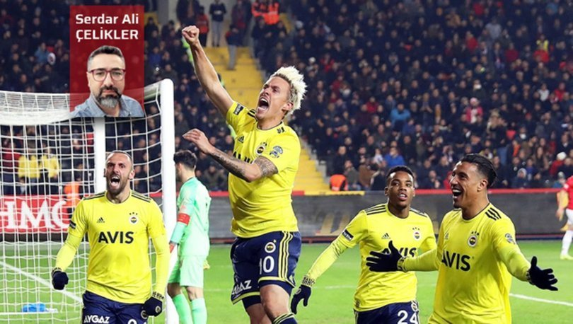 Serdar Ali Çelikler'den Gaziantep - Fenerbahçe maçı yorumu: