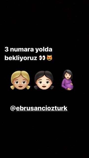 Ebru Şancı hamile! - Magazin haberleri
