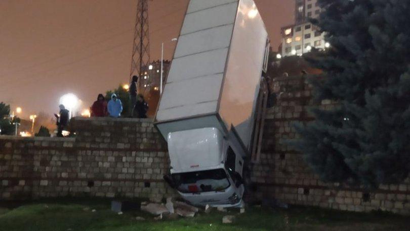 Kağıthane trafik kazası