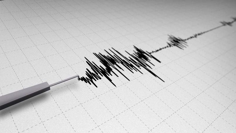 Yunanistan deprem
