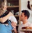 Caner Yıldırım ile mutlu bir evlilik sürdüren Gamze Erçel, sosyal medya hesabından doğum günü pozunu yayınladı