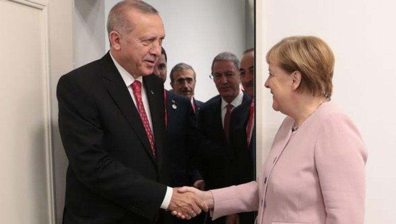 SON DAKİKA BERLİN KONFERANSI! Cumhurbaşkanı Erdoğan: