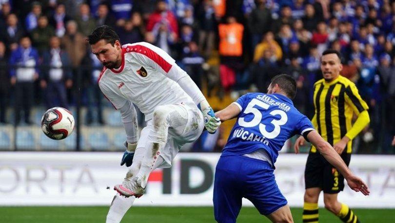 İstanbulspor: 1 - BB Erzurumspor: 1