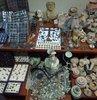 Kütahya'da polisin düzenlediği operasyonda çeşitli dönemlere ait 5 bin 350 tarihi eser ele geçirildi