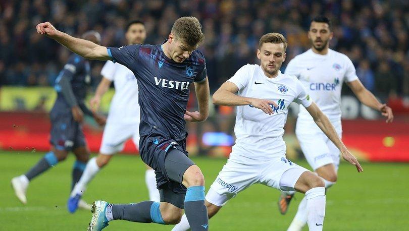Trabzonspor: 6 - Kasımpaşa: 0 | MAÇ SONUCU