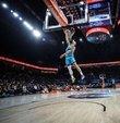 ING All-Star 2020 organizasyonu nefesleri kesti! Basketbolun yıldızları yeteneklerini sergilerken Kırmızı Takım-Beyaz Takım mücadelesinin galibi Kırmızı Takım oldu. Smaç yarışması büyük heyecana sahne olurken üç sayı yarışmasını Melih Mahmutoğlu kazandı
