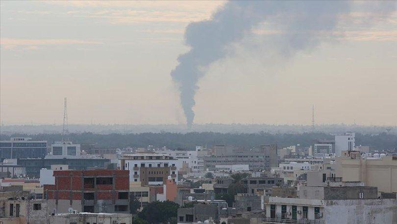 Libya'daki Şerare Petrol Sahası'nda petrol pompalama işlemi durdu