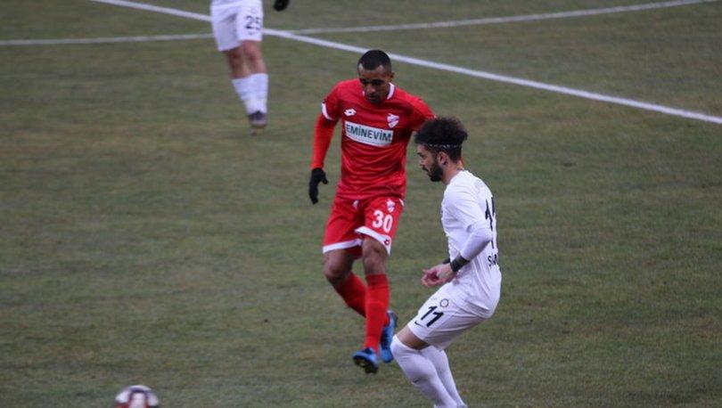 Boluspor: 0 - Osmanlıspor: 2