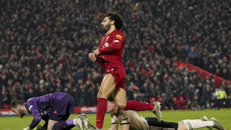 Liverpool: 2 - Manchester United: 0 | MAÇ SONUCU