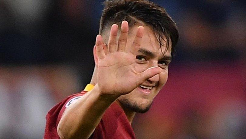 Cengiz Ünder, Genoa'ya gol attı!