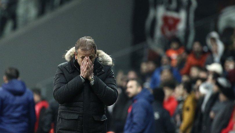 Beşiktaş'ta Abdullah Avcı'dan transfer sözleri