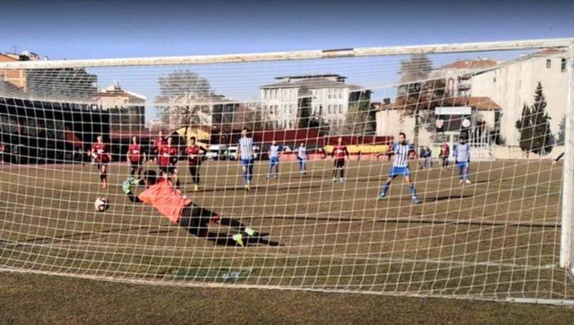 TFF 2. Lig Kırmızı Grup'ta Uşakspor ile Ergene Velimeşespor arasında oynanan 19. hafta karşılaşmasında 90. dakikada verilen ve üç kez tekrarlanan penaltı atışında Uşaksporlu kaleci ve defans oyuncusu gole izin vermedi.