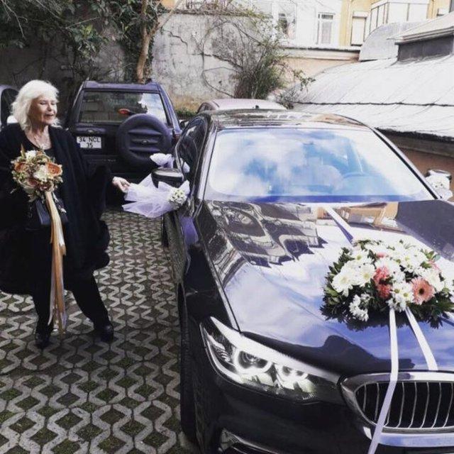 Gönül Yazar ve Rüzgar Mağden evlendi mi? Açıklama geldi - Magazin haberleri