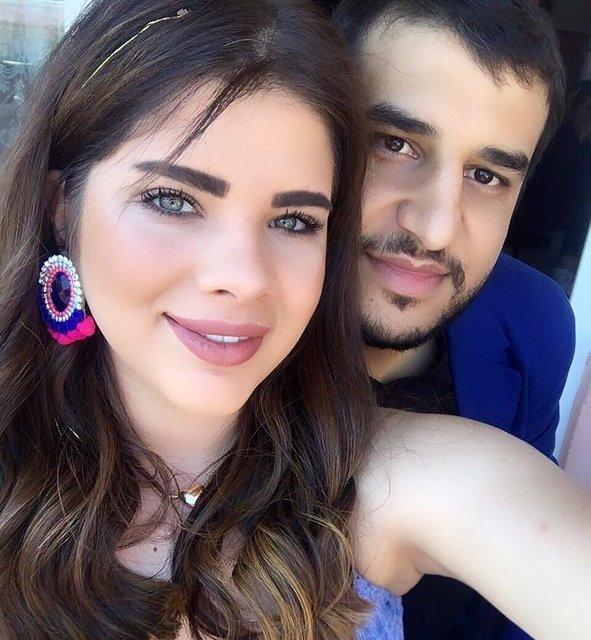 """Damla Ersubaşı'nın eşi Mustafa Can Keser'in """"Sevdiğim ikinci kadınsın sen"""" paylaşımı olay oldu - Magazin haberleri"""