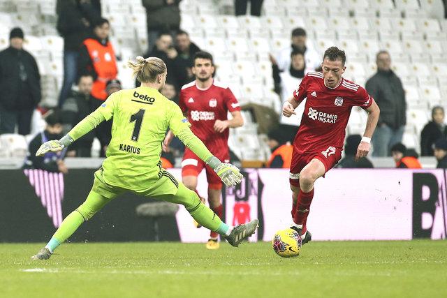 Beşiktaş - Sivasspor maçının yazar yorumları! BJK Sivas maçı