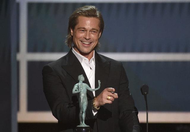 2020 SAG Ödülleri'ne Brad Pitt ve Jennifer Aniston damgası - Magazin haberleri