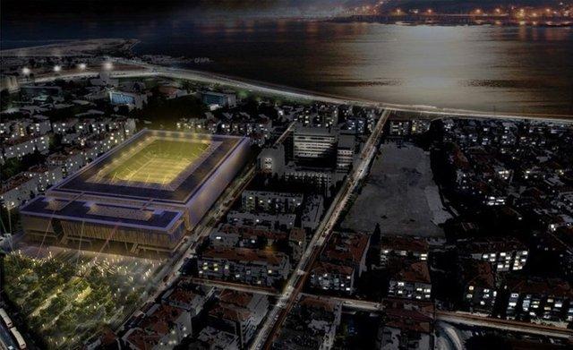 Göztepe'nin stadı açılıyor (İnşaat süreci ve statla ilgili bilgiler)