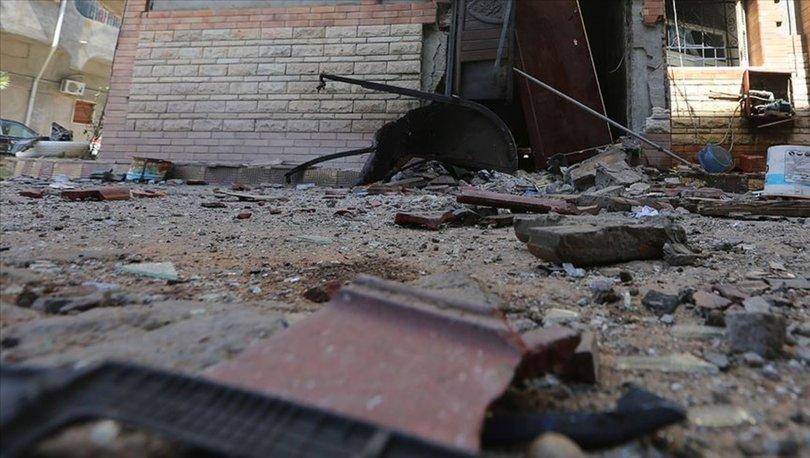 Son dakika haberine göre; Libya'da Halife Hafter'e bağlı milisler, Berlin Konferansı'nın ardından başkentin güneyindeki Selahaddin bölgesinde havan atışıyla ateşkesi ihlal etti