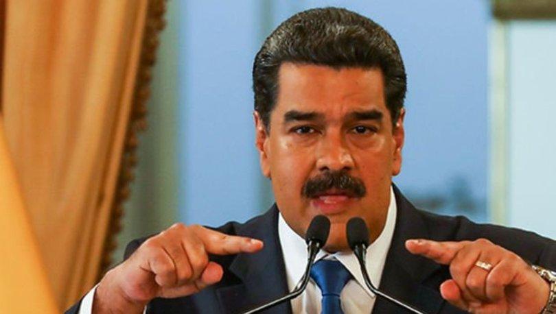Maduro'dan ABD'ye çağrı Zamanı...