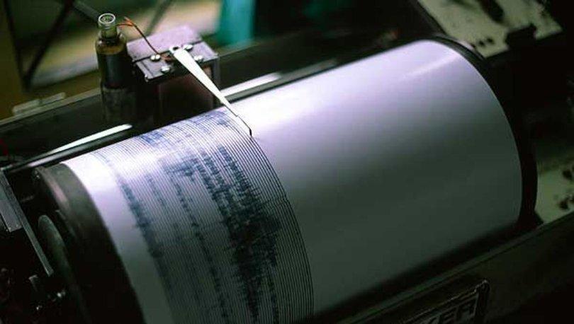 Deprem mi oldu? Son deprem listesi 20 Ocak 2020 - Kandilli ve AFAD son dakika depremler