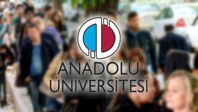 AÖF sınav soru ve cevapları açıklandı! 2020 Anadolu Üniversitesi AÖF sınav sonuçları ne zaman?