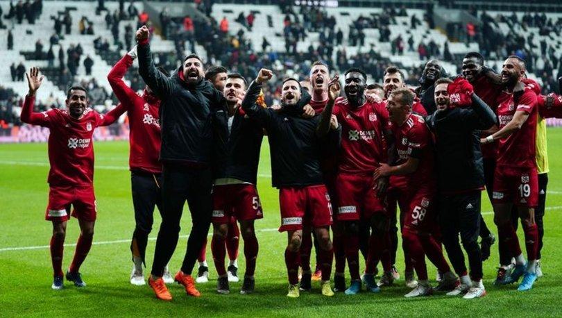 Sivasspor, yoluna doludizgin devam ediyor