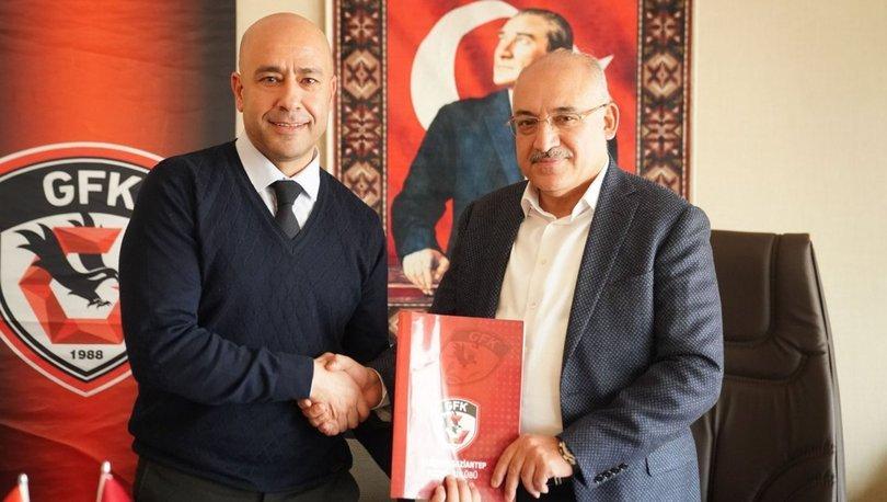 Gaziantep FK'ye sportif direktör