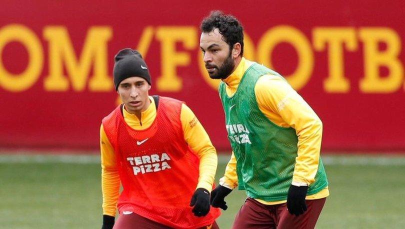 Galatasaray'da kupa hazırlıkları başladı