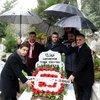 Samsunspor'un acısını paylaştılar