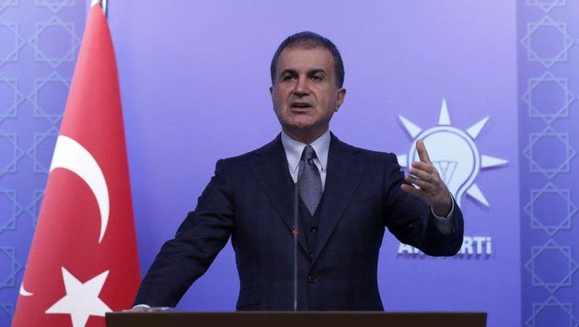 AK Partili Çelik'ten CHP'ye tepki