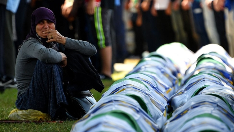 Srebrenitsa kurbanlarının yakınları Hollanda'yı AİHM'e şikayet etme kararı aldı