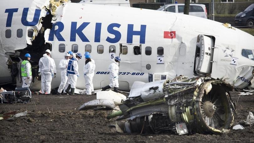 New York Times: 2009'da kaza yapan THY uçağıyla ilgili raporda Boeing'in tasarım hataları ABD'nin baskısıyla hasıraltı edildi