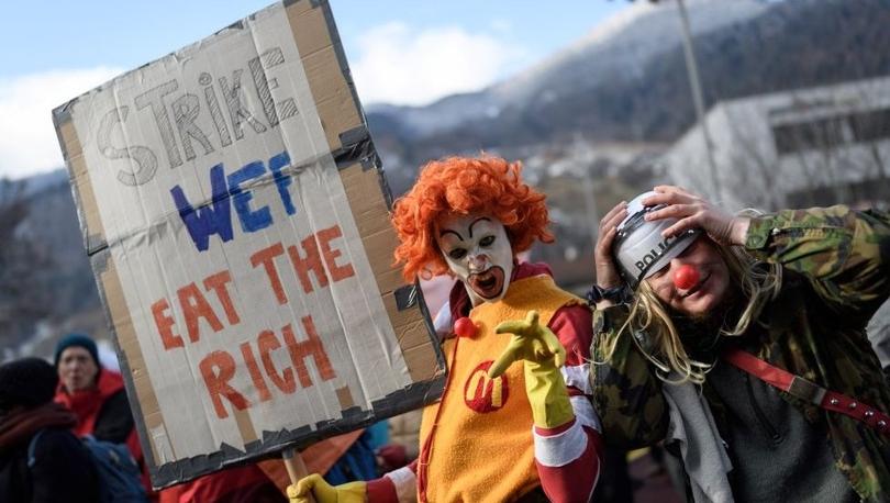 Oxfam: Dünyanın en zengin 2.153 kişisinin serveti 4,6 milyar kişinin servetinden fazla