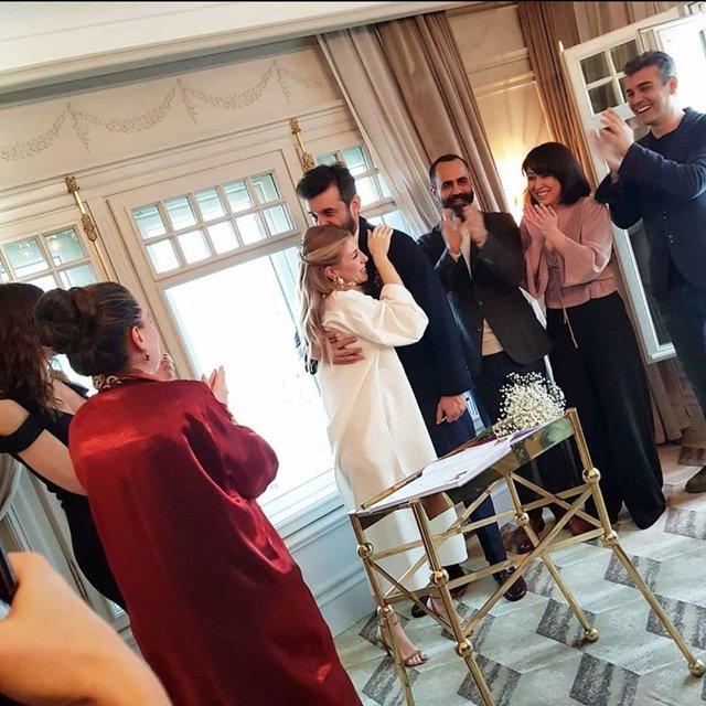 Çukur'un Cumali'si Necip Memili ile Didem Dayıcıoğlu evlendi - Magazin habeleri