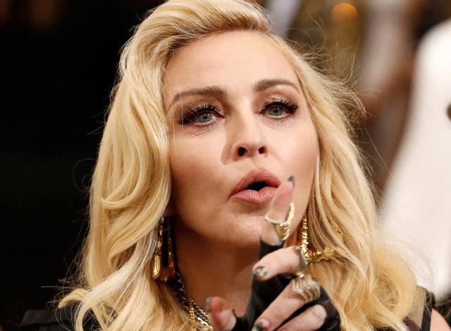 Madonna'dan 45 dakika kala konser iptali - Magazin haberleri