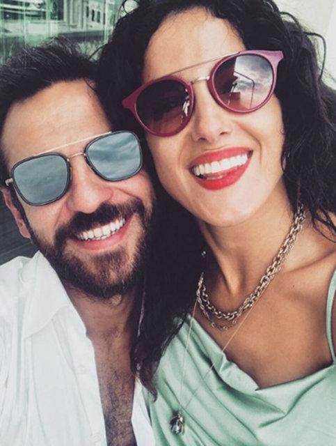 Cansu Tosun'dan eşi Erkan Kolçak Köstendil'e: Hayata anlam kazandıran günlerden biri daha - Magazin haberleri