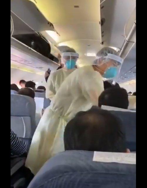 Çin'de gizemli hastalık 6 kişiyi öldürdü! Uçaktaki yolculara virüs taraması yapıldı - Haberler