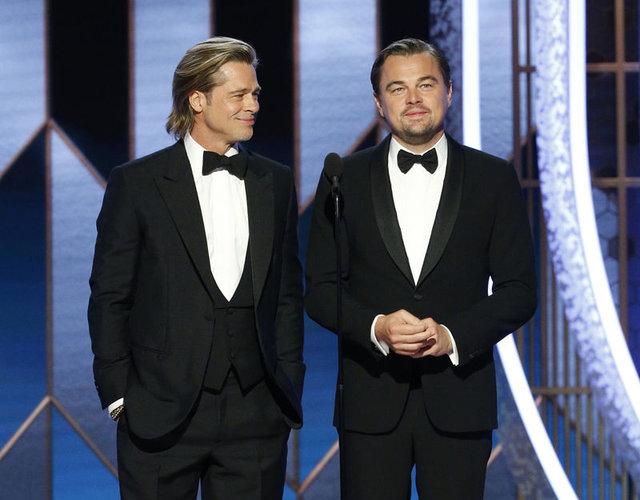 Brad Pitt, Leonardo DiCaprio'nun kendisine taktığı ismi açıkladı: Lover - Magazin haberleri