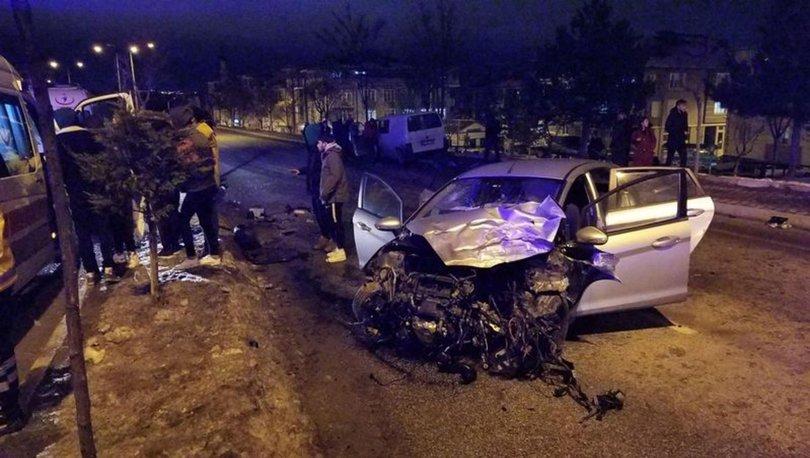 Kütahya'da trafik kazası: 9 yaralı