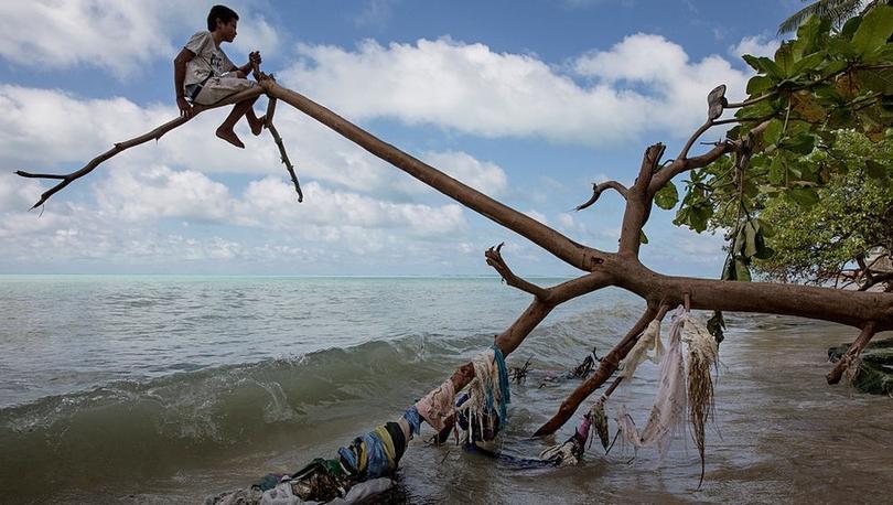 BM: İklim krizi nedeniyle ülkelerinden kaçanlar evlerine gönderilemez
