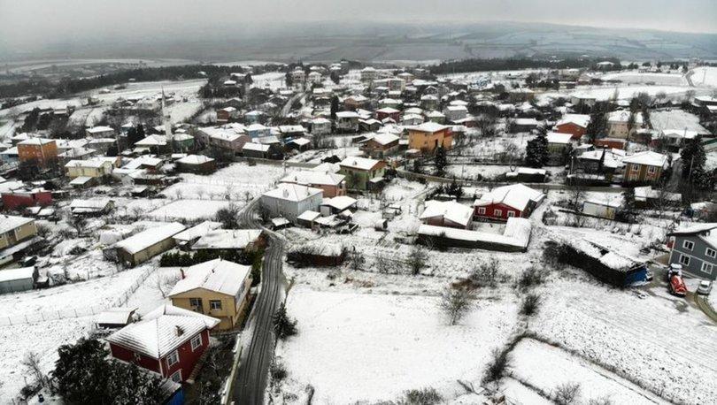 KAR LAPA LAPA! Meteoroloji'den son dakika uyarısı! Kuzeye kar ve sağanak, güneye fırtına!