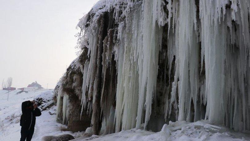 buz sarkıtları