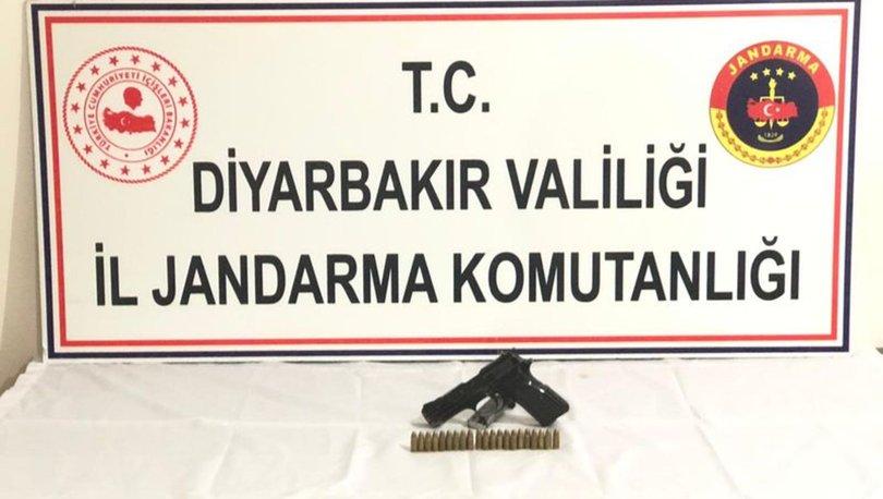 diyarbakır firari cinayet hükümlüsü