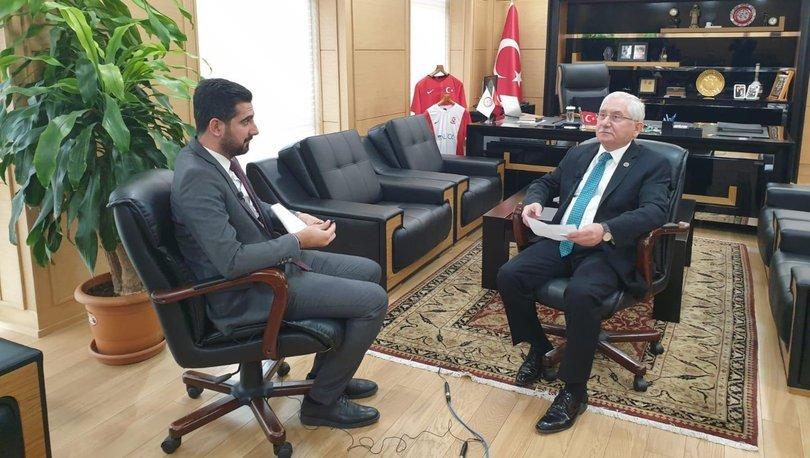 YSK Başkanı Sadi Güven Habertürk'e konuştu: Oy zarfları kalkmalı, YSK buna hazır