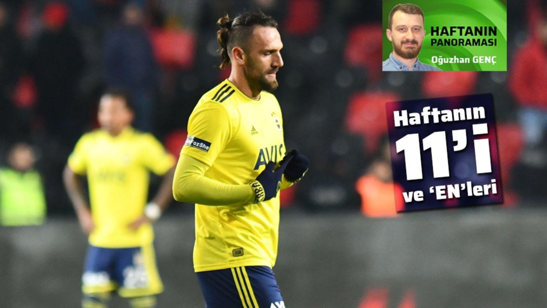 Süper Lig'de 18. haftanın panoraması