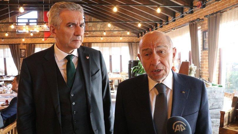Son dakika: TFF Başkanı Nihat Özdemir'den Ali Koç'a yanıt!