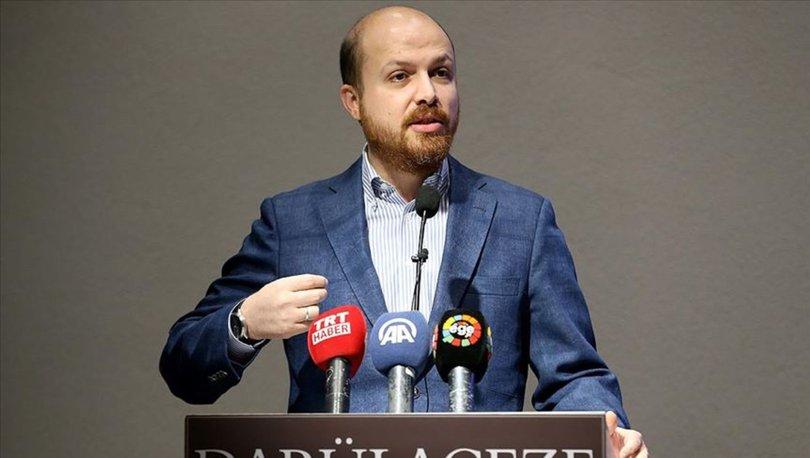 Bilal Erdoğan: Huzurumuzu sağlamamızın yolu adaletli bir sosyal düzeni inşa etmemizden geçiyor